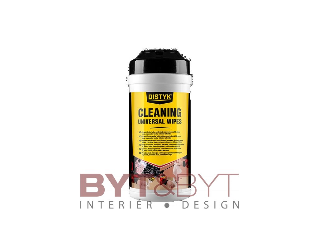 extra silne vlhcene ubrousky universal cleaning wipes